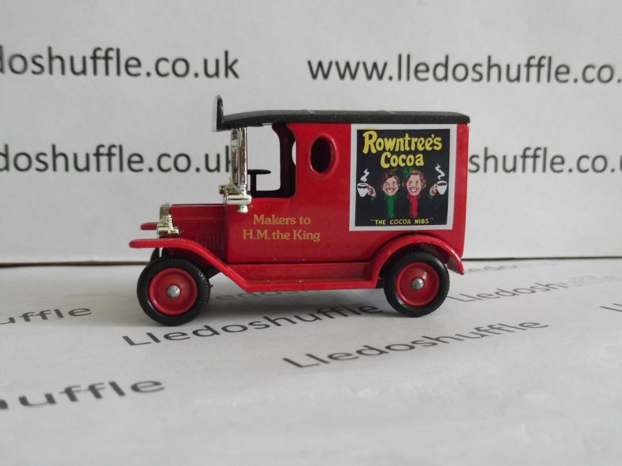 DG06096, Model T Ford Van, Rowntrees Cocoa