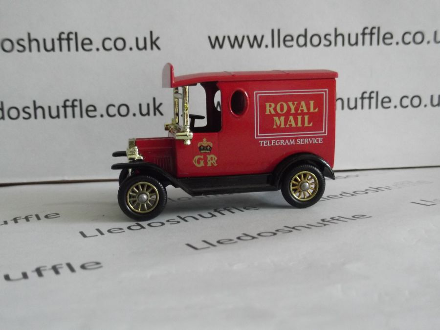 DG06098, Model T Ford Van, Royal Mail Telegram Service, AFB