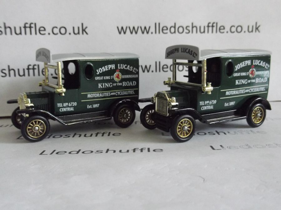 DG06103, Model T Ford Van, Joseph Lucas Ltd, Birmingham, CFC