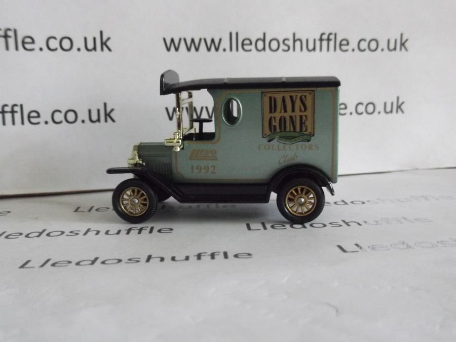DG06106, Model T Ford Van, Club Model 1992, 10th Anniversary
