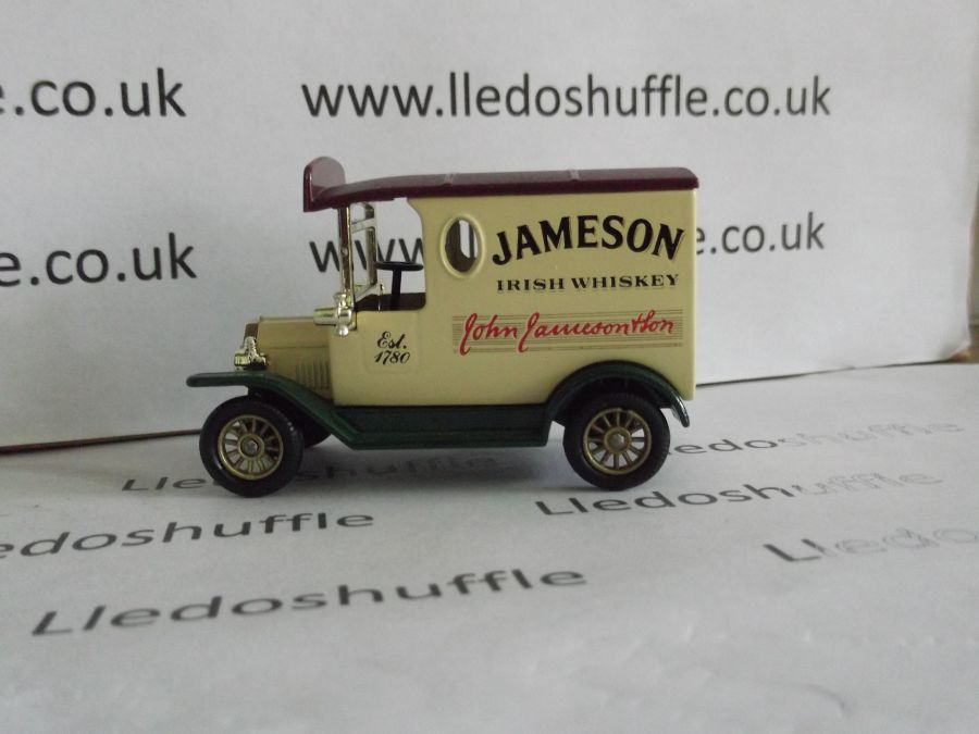 DG06107, Model T Ford Van, Jameson Irish Whiskey, EFC