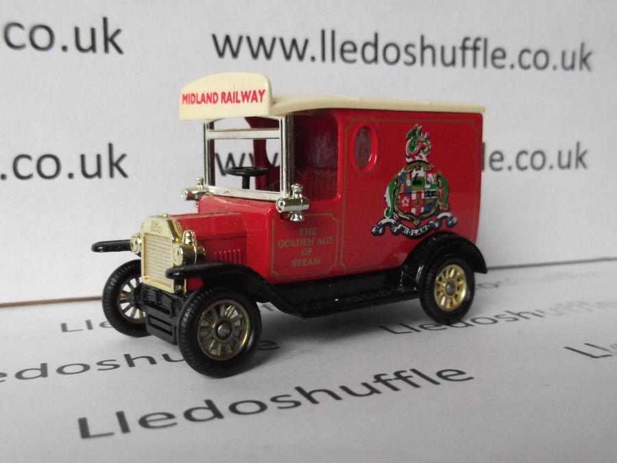 DG06110, Model T Ford Van, Midland Railway (Golden Age of Steam)