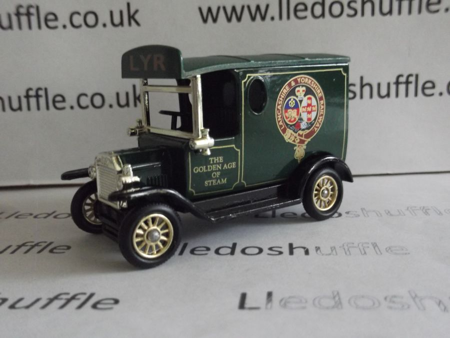 DG06111, Model T Ford Van, Lancashire & Yorkshire Railway (Golden Age of Steam)
