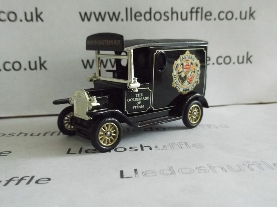 DG06112, Model T Ford Van, North Eastern Railway (Golden Age of Steam)