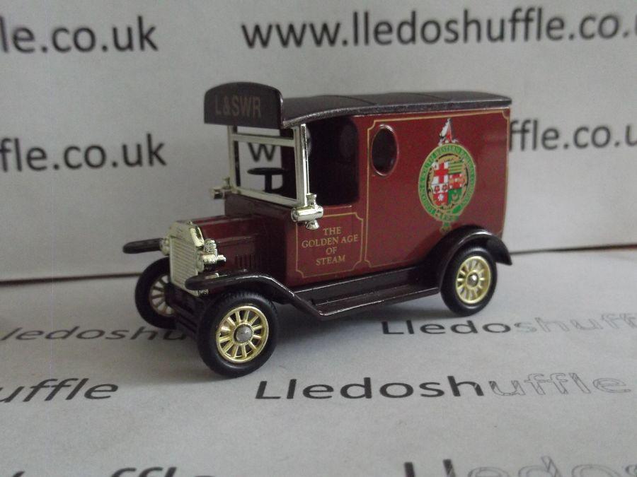 DG06118, Model T Ford Van, London & South West Railway (Golden Age of Steam)