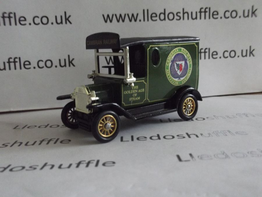 DG06119, Model T Ford Van, Cambrian Railway
