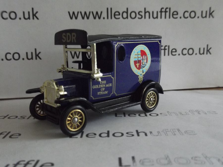 DG06120, Model T Ford Van, Somerset & Dorset Joint Railway (Golden Age of Steam)