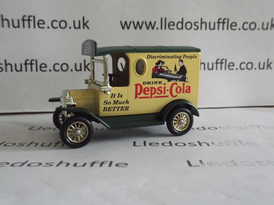 DG06122, Model T Ford Van, Pepsi Cola