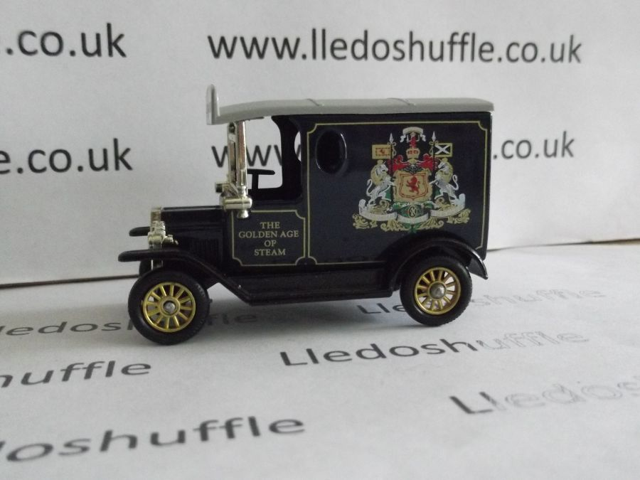 DG06126, Model T Ford Van, Caledonian Railway (Golden Age of Steam)