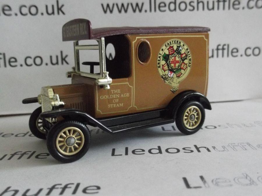 DG06127, Model T Ford Van, Great Eastern Railway