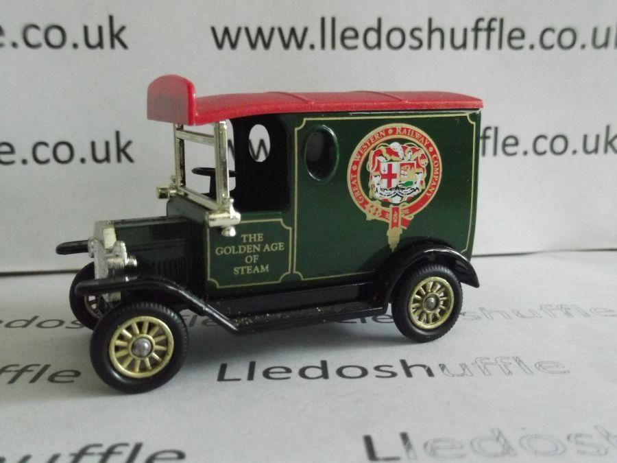 DG06129, Model T Ford Van, Great Western Railway
