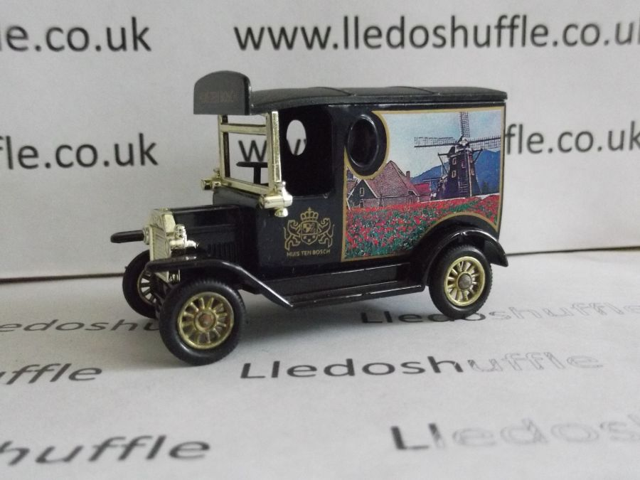 DG06131, Model T Ford Van, Huis Ten Bosch (dark blue)