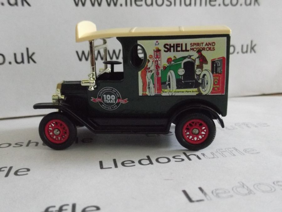 DG06139, Model T Ford Van, Shell,100 years of Motoring