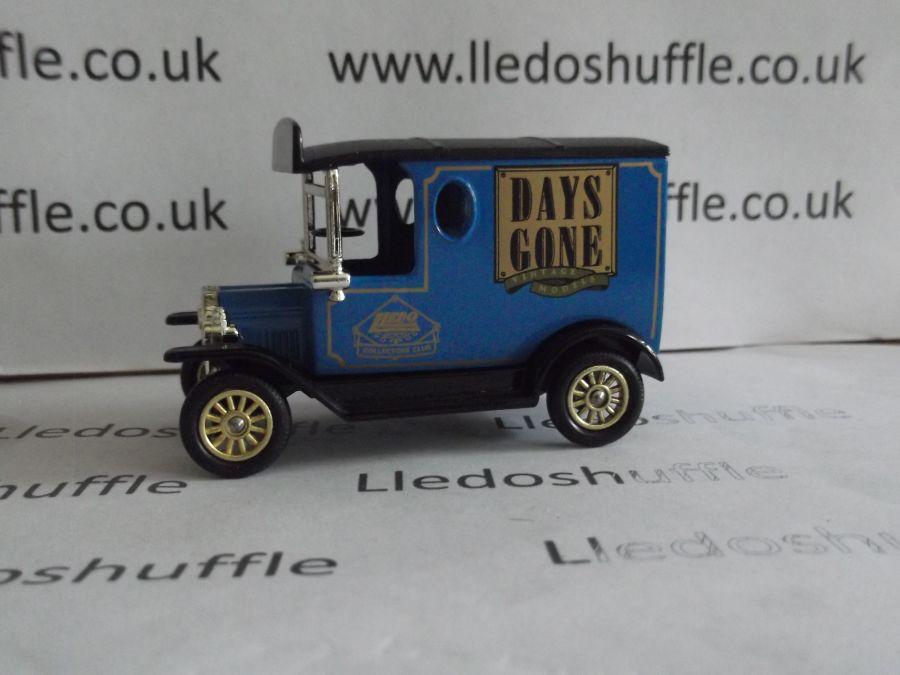 DG06140, Model T Ford Van, Collectors Club 1996, EIC