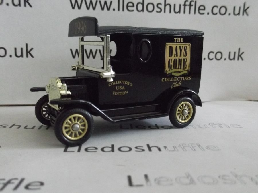 DG06144, Model T Ford Van, Club USA Edition 1996