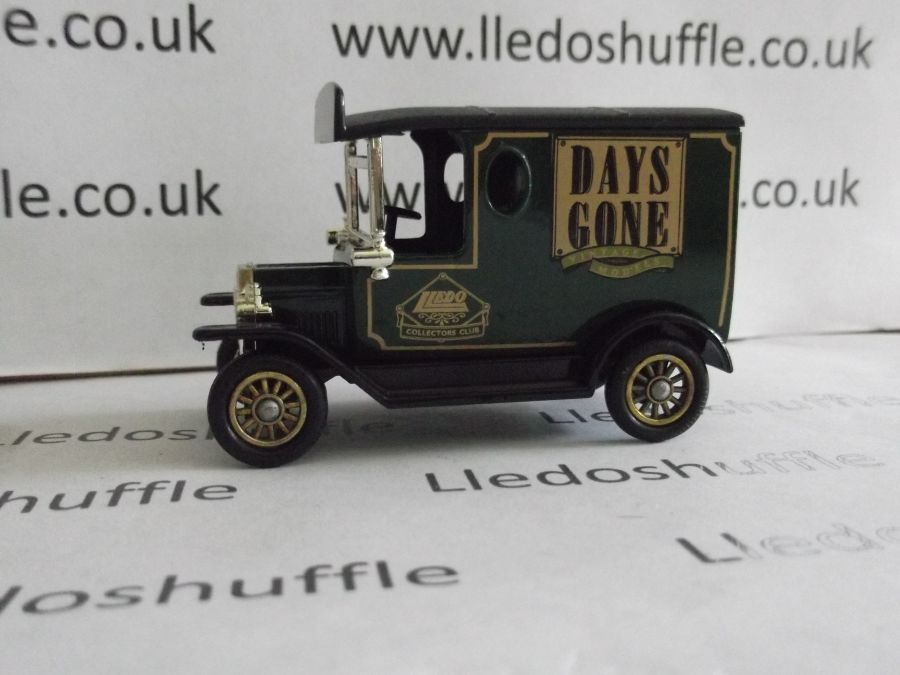 DG06146, Model T Ford Van, Club 1997 Year Model