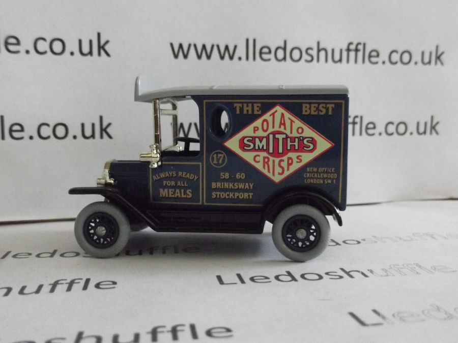 DG06147a, Model T Ford Van, Smiths Potato Crisps, SW Postcode