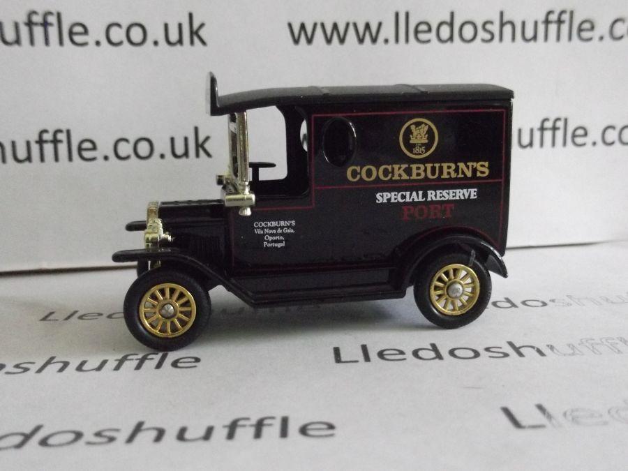 DG06148, Model T Ford Van, Cockburns Port