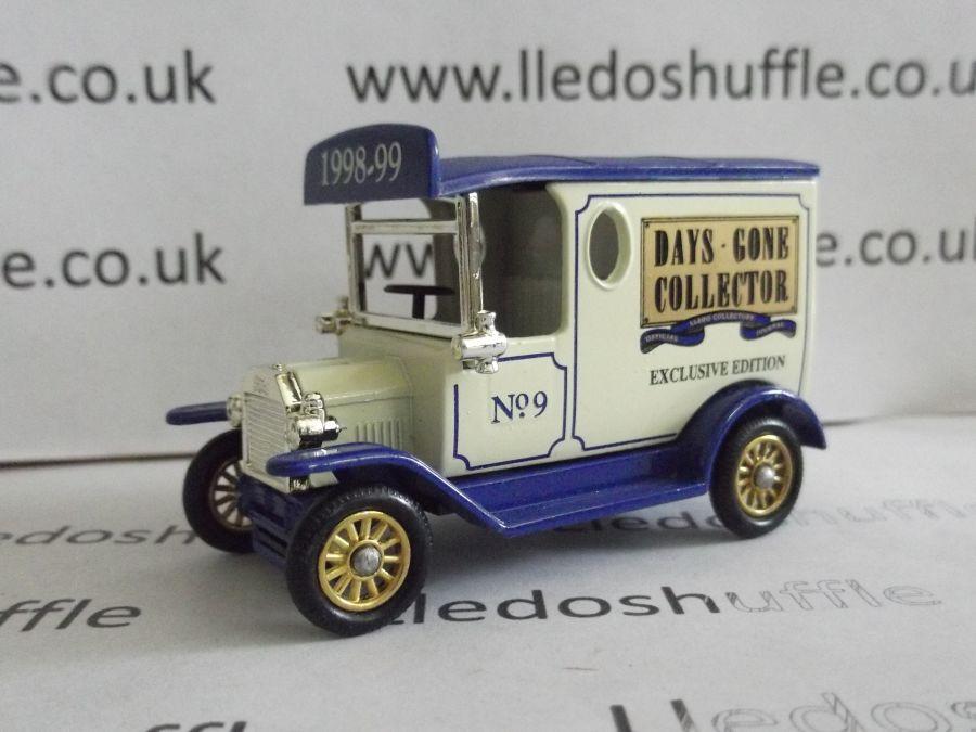 DG06151, Model T Ford Van, Days Gone Collector 1998/99, EKC