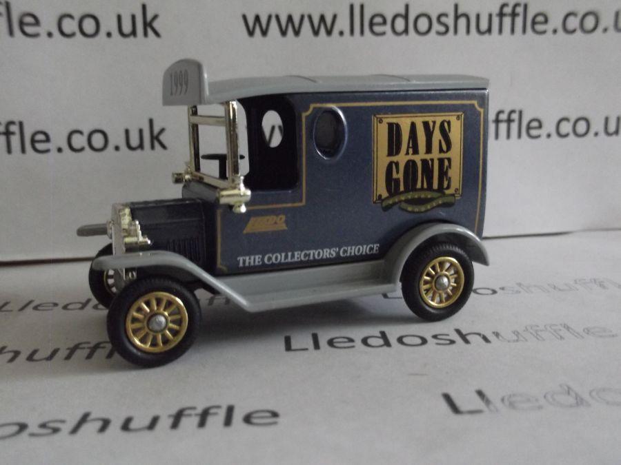 DG06152, Model T Ford Van, Days Gone Collector 1999, EKC