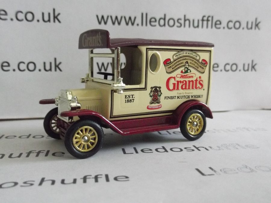 DG06156, Model T Ford Van, Grants Scotch Whisky