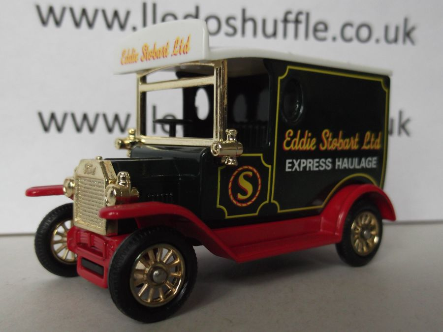 DG06160, Model T Ford Van, Eddie Stobart