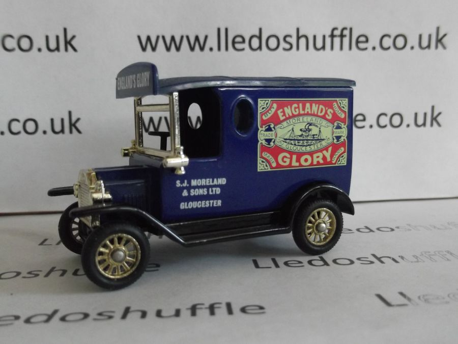 DG06162, Model T Ford Van, Englands Glory