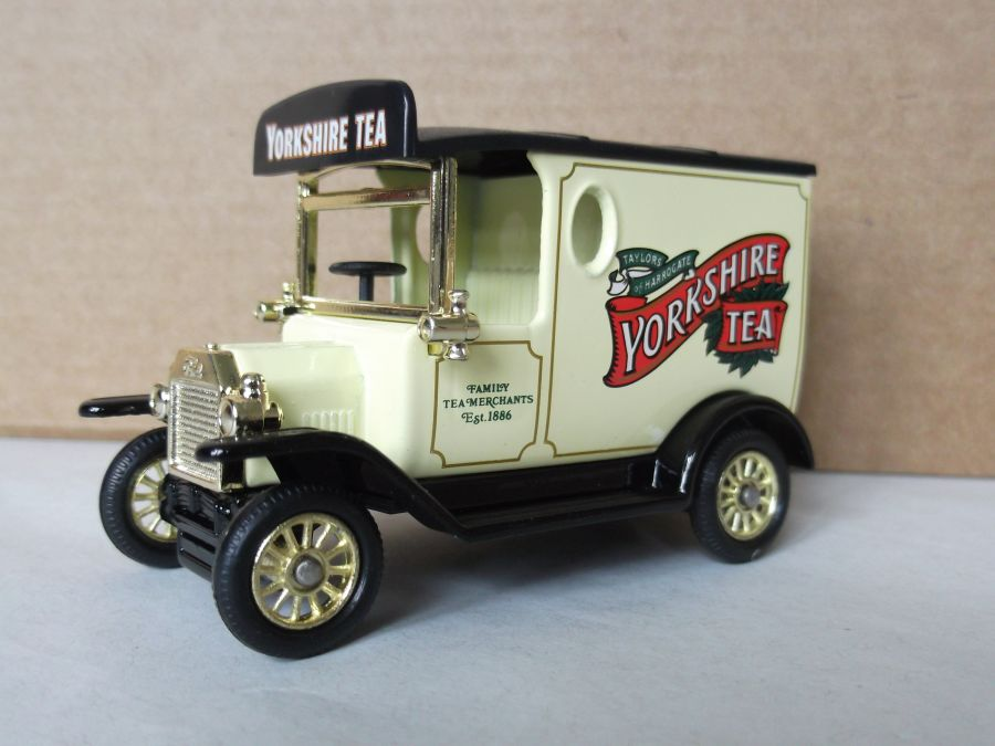 DG06163, Model T Ford Van, Yorkshire Tea