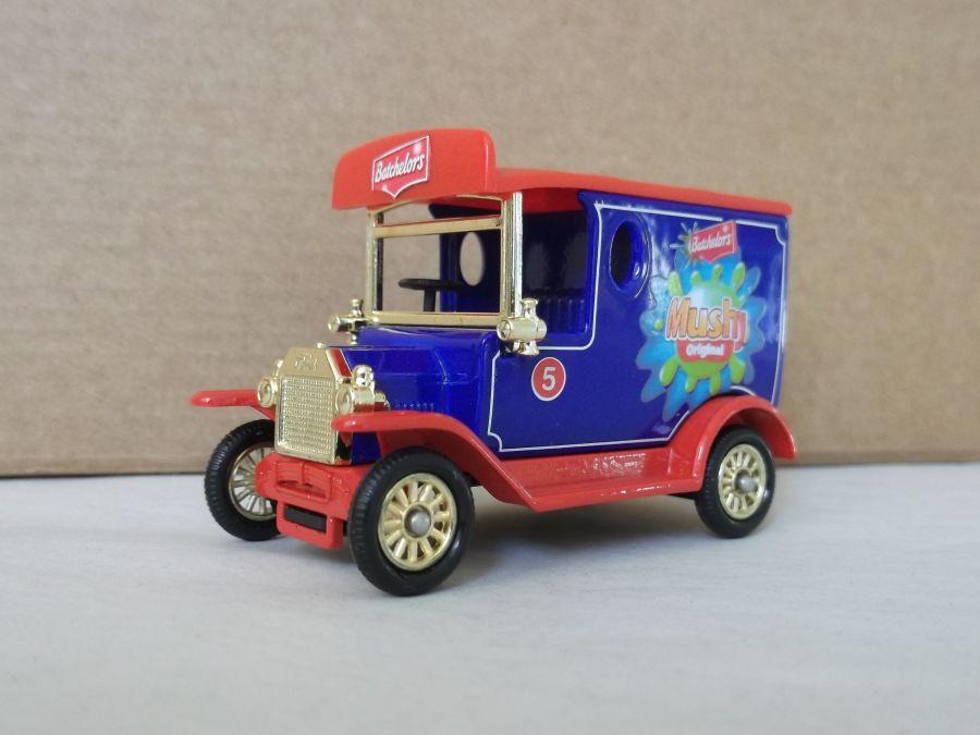 DG06180, Model T Ford Van, Batchelors Mushy Peas