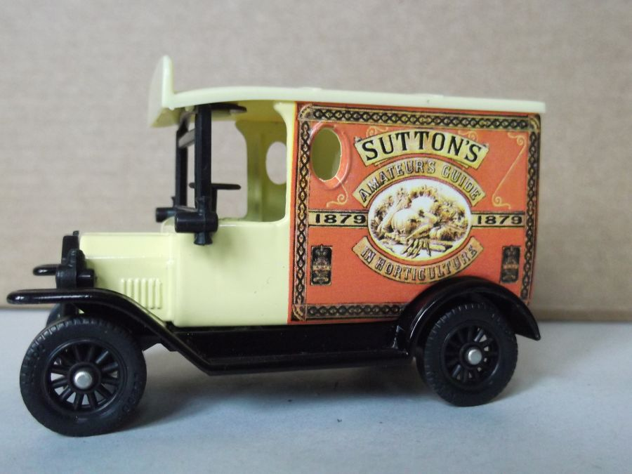 DG06185, Model T Ford Van, Suttons Seeds