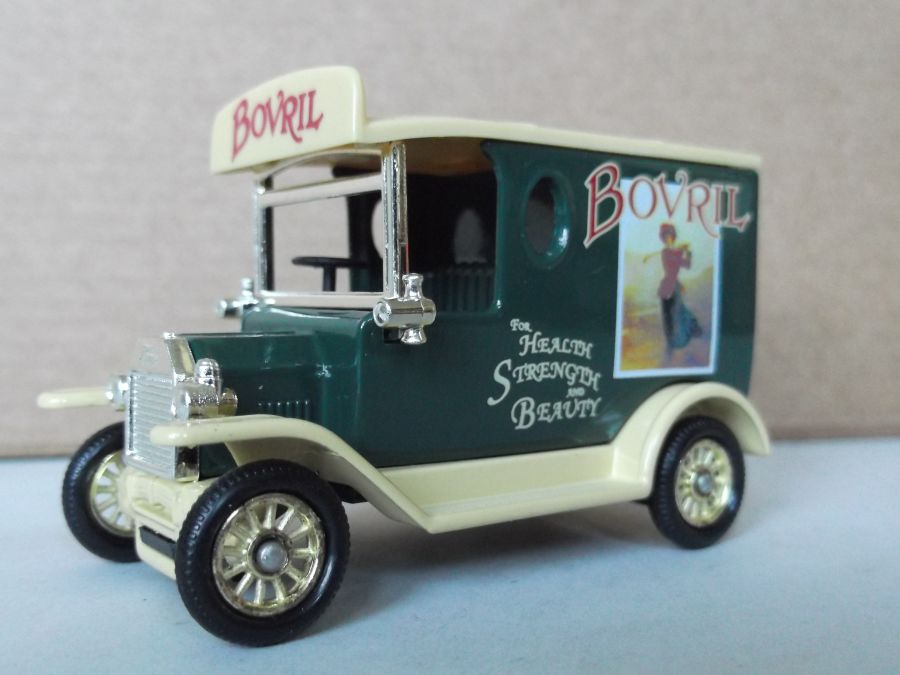 DG06195, Model T Ford Van, Bovril