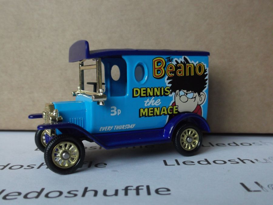 DG06196, Model T Ford Van, Dennis the Menace