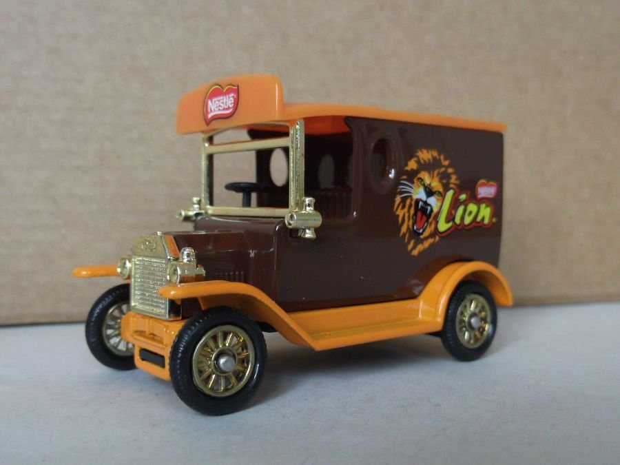DG06199, Model T Ford Van, Nestle Lion Bar