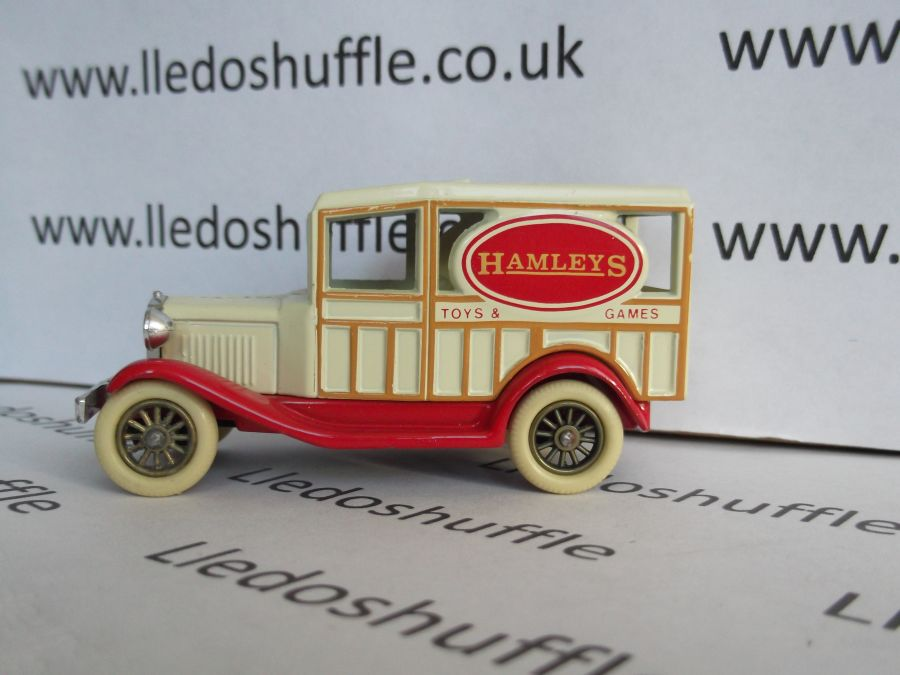 DG07004, Woody Wagon, Hamleys Toys & Games