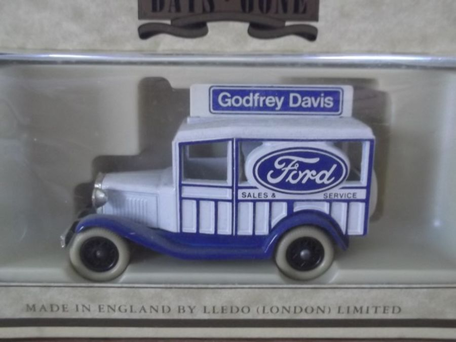 DG07005, Woody Wagon, Godfrey Davis, Ford