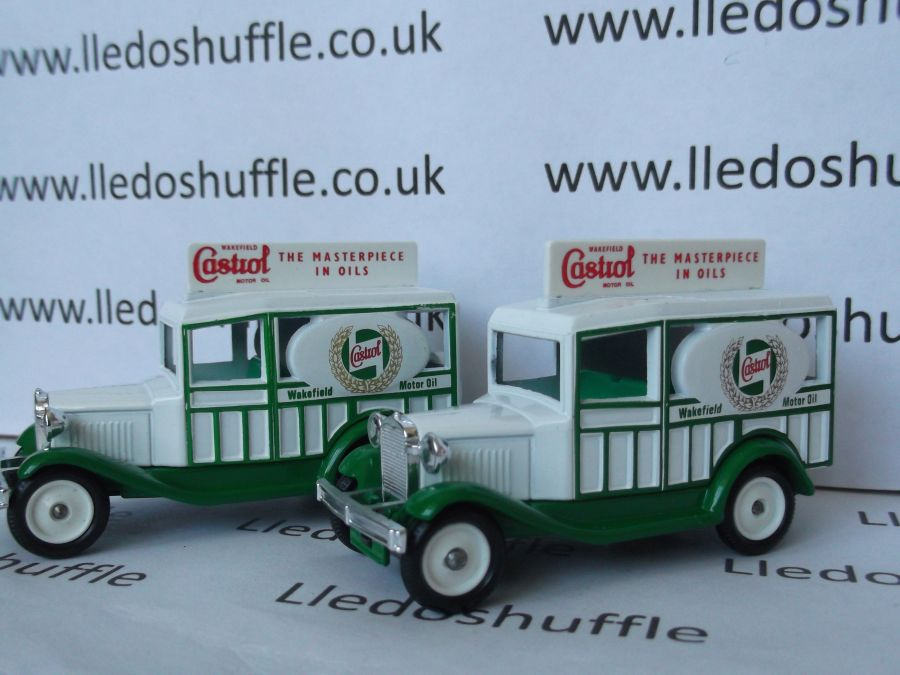 DG07008, Model A Ford Woody Wagon, Wakefield Castrol Motor Oil