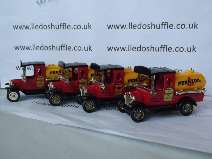 DG08004, Ford Tanker, Pennzoil