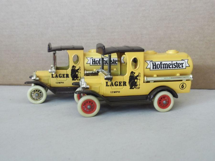 DG08005, Model T Ford Tanker, Hofmeister Lager, Variation ACA