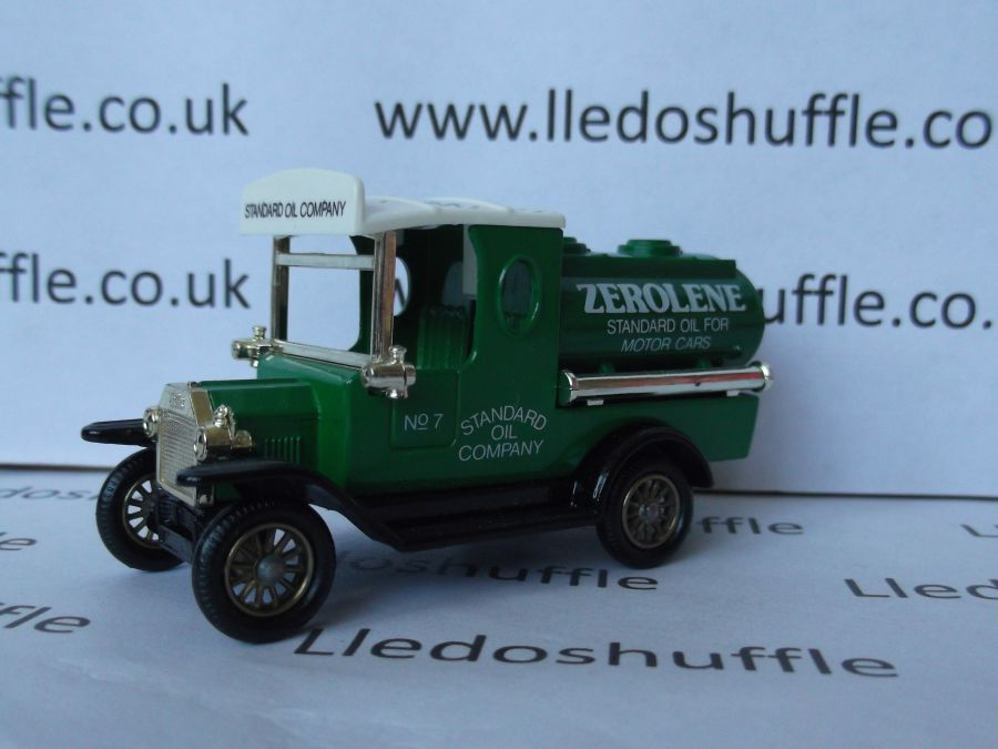 DG08010, Model T Ford Tanker, Zerolene, Standard Oil Company