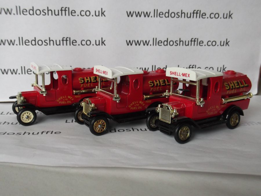 DG08011, Ford Tanker, Shell Fuel Oil