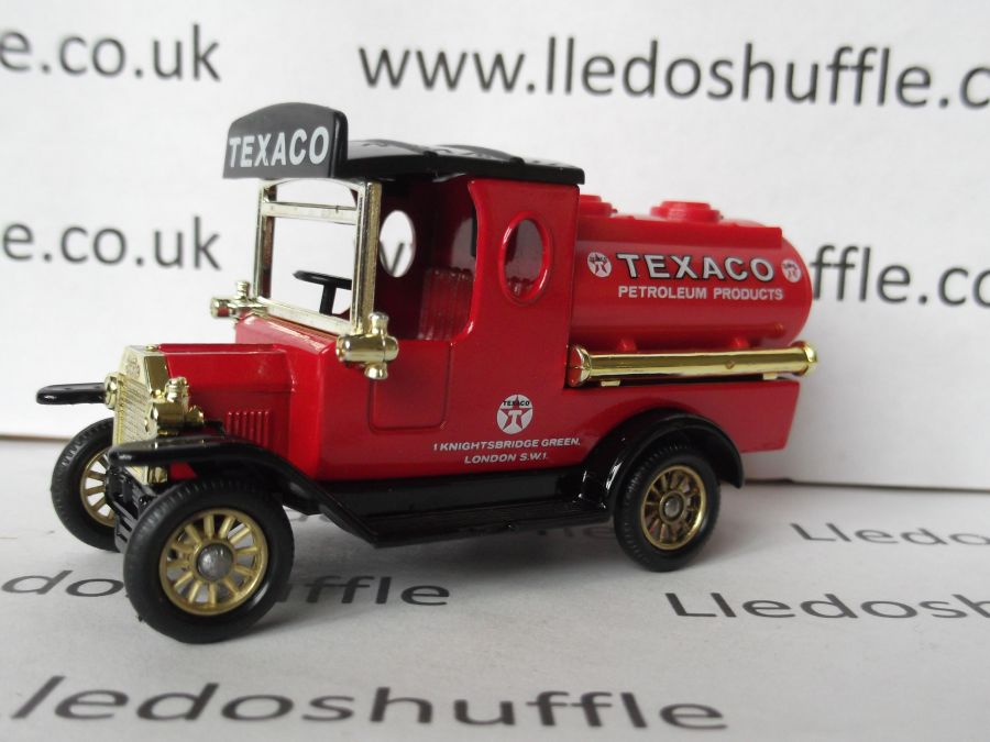 DG08016, Ford Tanker, Texaco