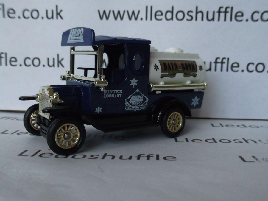 DG08021, Ford Tanker, Club Model,Winter 1996/97