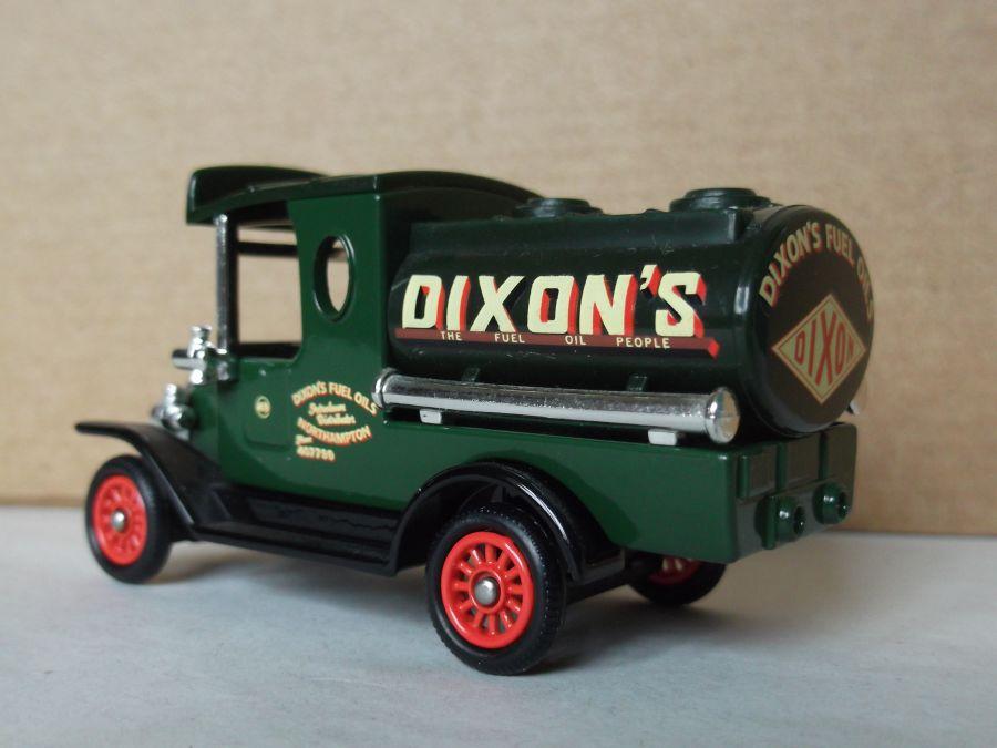 DG08024, Ford Tanker, Dixons
