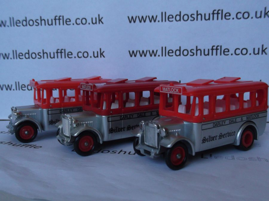 DG10002a, Dennis Single Deck Coach, Silver Service