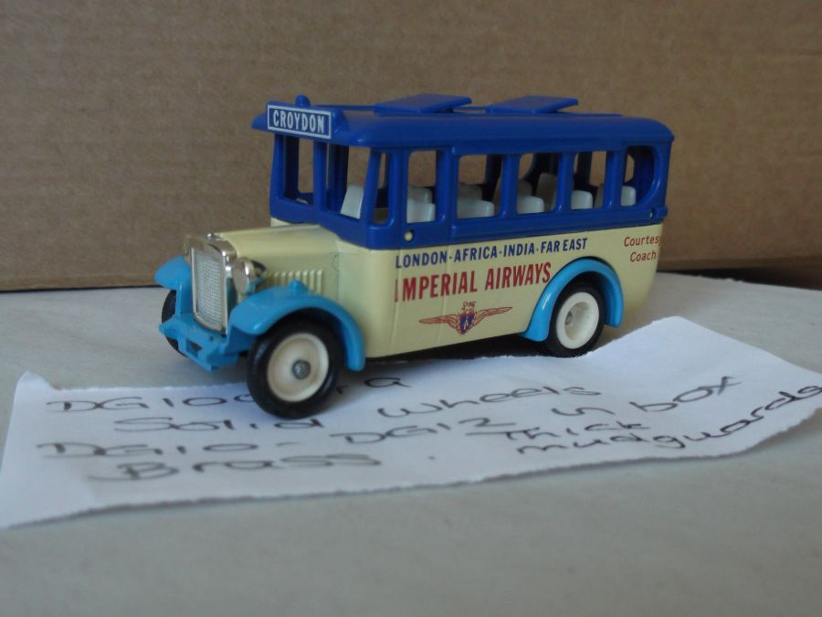 DG10014, Dennis Coach, Imperial Airways