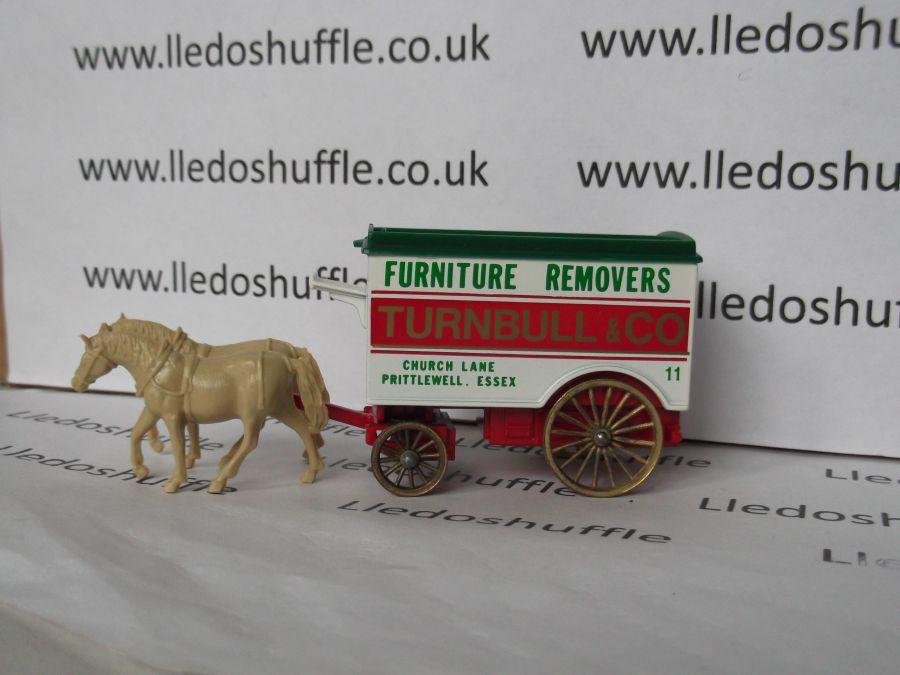 DG11000, H/D Removal Van, W Turnbull & Co