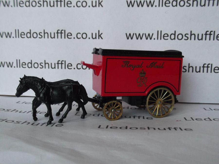 DG11004, Horse Drawn Removal Van, Royal Mail GR