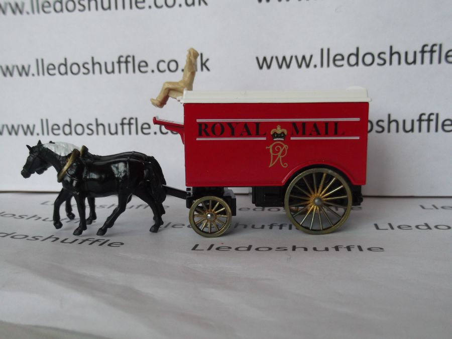 DG11015, H/D Removal Van, Royal Mail VR