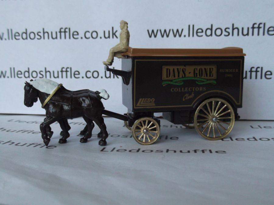DG11018, H/D Removal Van, Collectors Club Summer 1991
