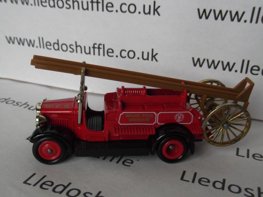 DG12008, Dennis Fire Engine, Ware Fire Service
